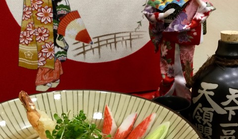 Authentisch Japanisch- Koreanisch  Hotel Adler